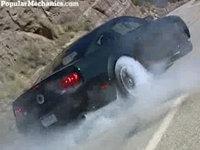 El Ford Mustang Bullitt ya está haciendo de las suyas