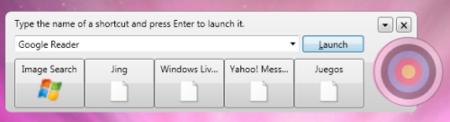 Microsoft Speed Launch, un interesante lanzador de aplicaciones para Windows