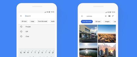 Google Files Go, novedades: ahora con buscador de archivos, integración con Google Fotos y más