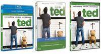 'Ted' ya a la venta en dvd y blu-ray