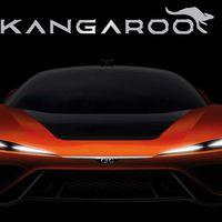 GFG Kangaroo, el SUV eléctrico que presentará la familia Giugiario en Ginebra presume su primera foto