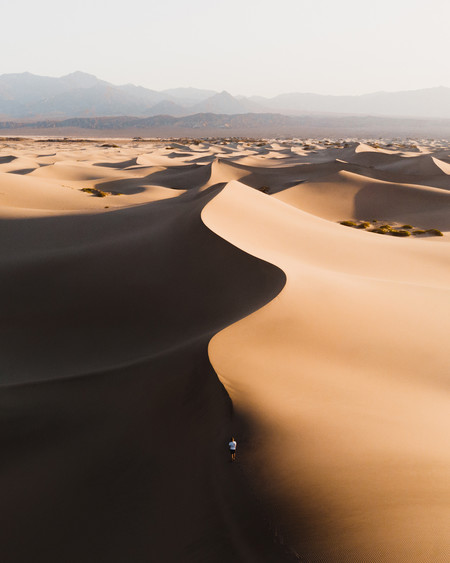 Patterns Of Death Valley By Cannonmatt Uk