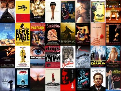 Top 100 de posters de cine según los lectores