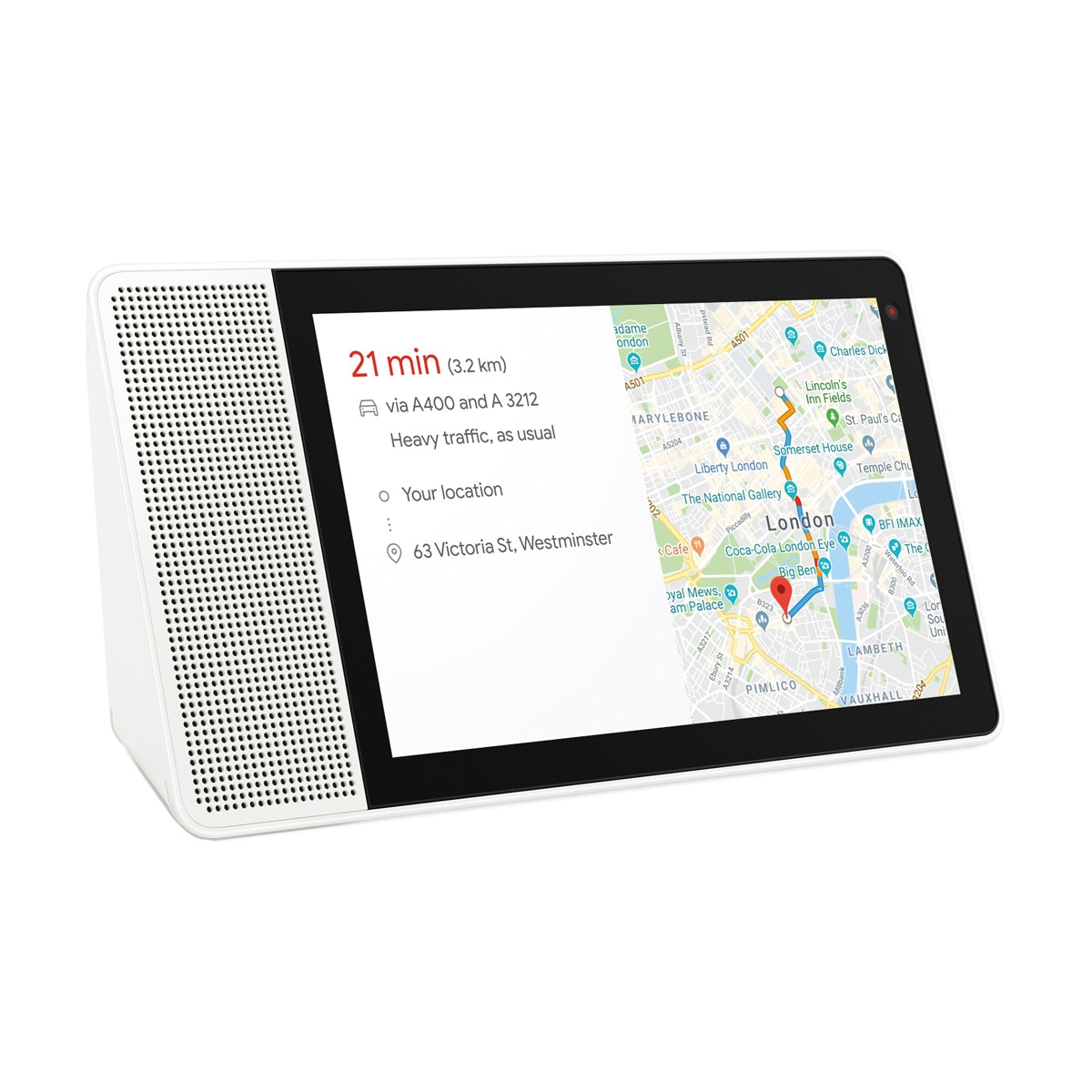 Pantalla inteligente Lenovo Smart Display 10""