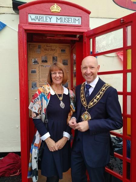 Warley Museum Mayor