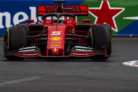 Vettel Mexico F1 2019 2