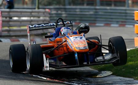 Felix Rosenqvist 2014 Pau F3