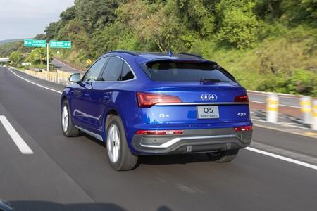 Audi A5 Sportback primer vistazo, prueba, opiniones México  13