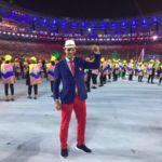 Así se divirtieron nuestros deportistas en la Ceremonia de Apertura de los JJOO de Río