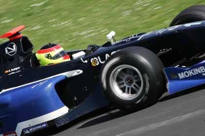 Roldán correrá la Euroseries 3000 en Valencia