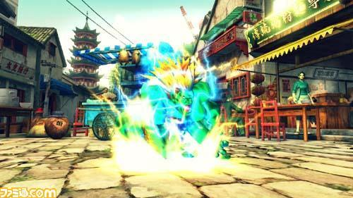 Foto de Street Fighter IV - Famitsu 08012008 (1/45)
