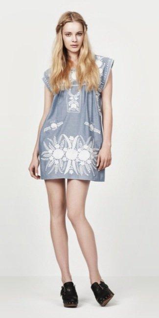 Zara, nuevo lookbook para el Verano 2010: estampados