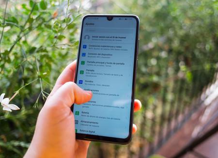 Huawei P Smart 2019 Uso