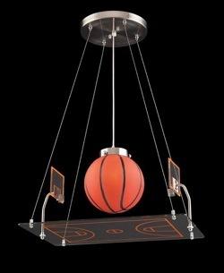 Lámpara para fans del baloncesto