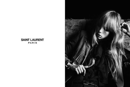 Saint Laurent Edie Campbell