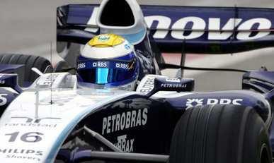 Nico Rosberg encantado con la prohibición del control de tracción