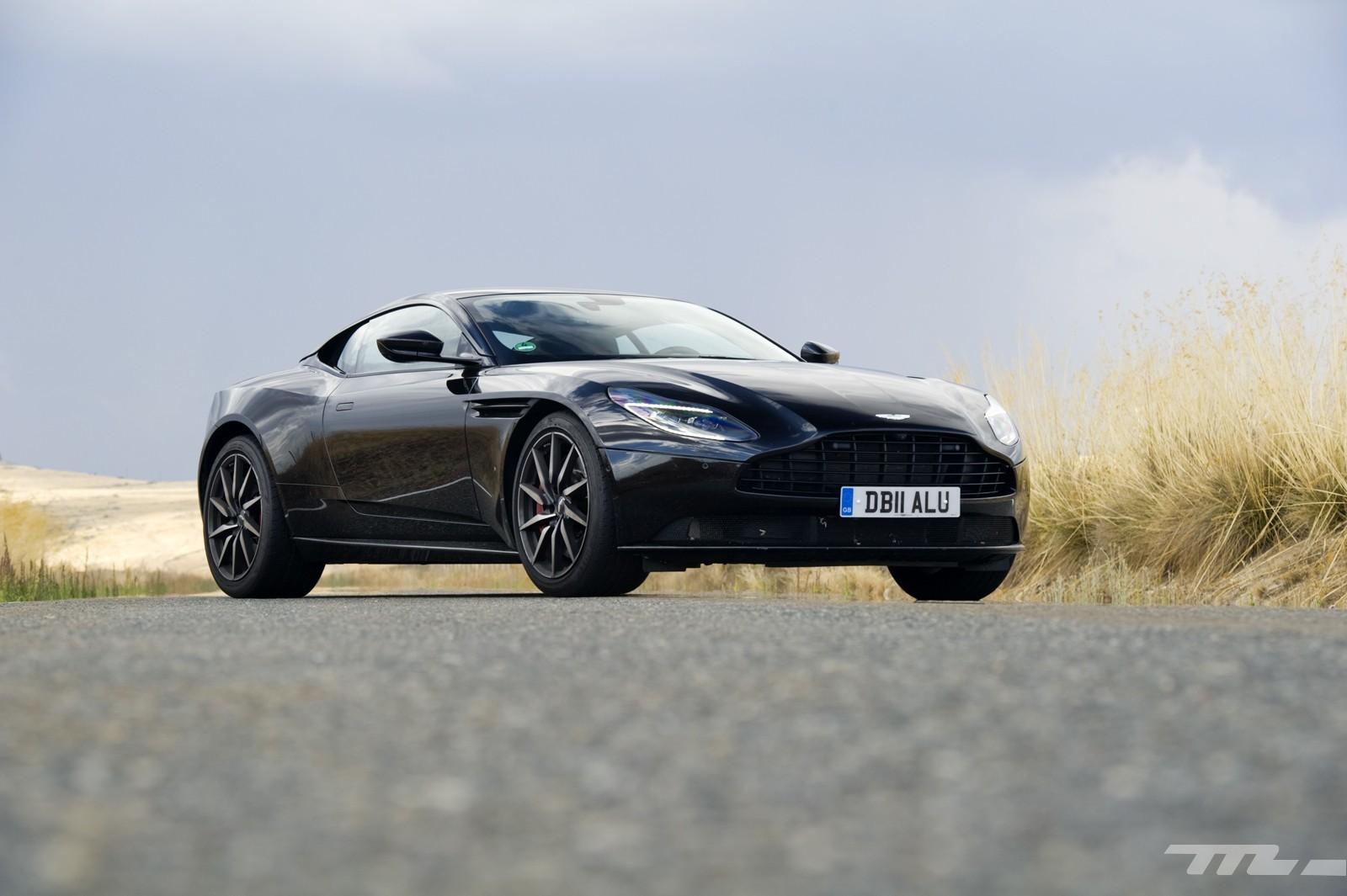 Foto de Aston Martin DB11 prueba (10/28)