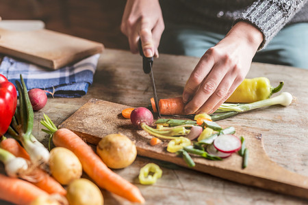 Cocinar para una sola persona