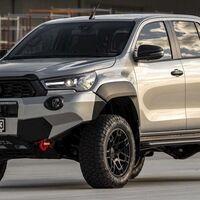 Toyota Hilux Mako irrumpe en escena para darle un buen dolor de cabeza a la Ford Ranger Raptor