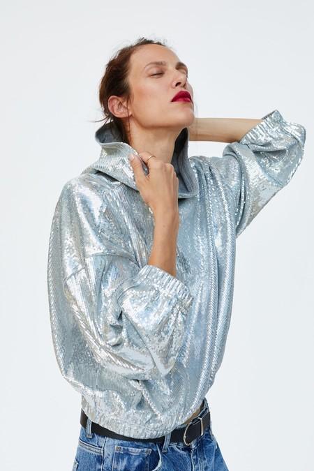 Estas son las novedades de Zara (repletas de lentejuelas) que van a provocarte sobresaltos económicos