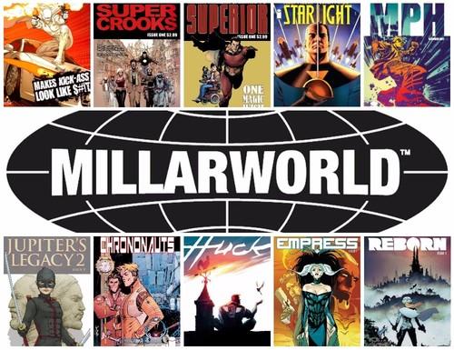 No hay mejor blockbuster que un cómic de Mark Millar