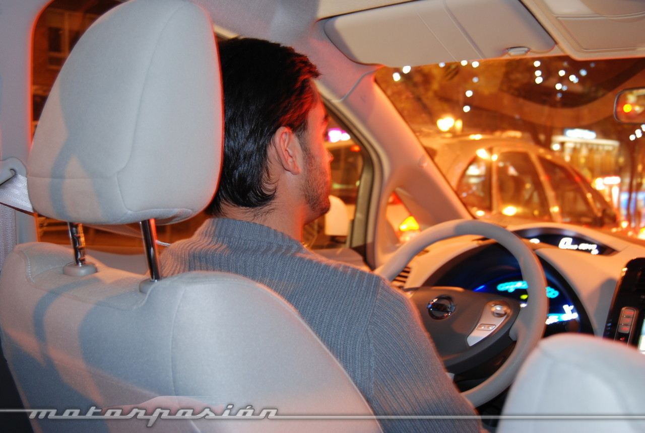 Foto de Nissan Leaf (miniprueba) (8/22)