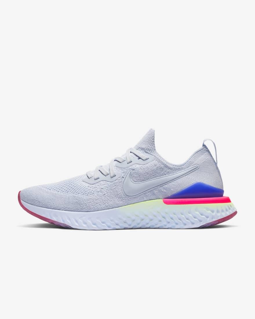 Zapatillas de running - Mujer - Nike Epic React Flyknit 2