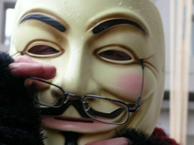 Anonymous Grecia
