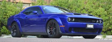 Dodge Challenger SRT Hellcat Widebody Redeye, a prueba: desafío a la tracción y a la cordura