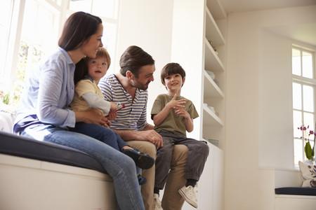 Cinco claves para enseñar a nuestros hijos a debatir y discutir con respeto