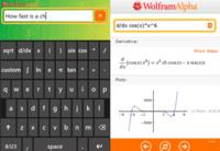 Wolfram Alpha+ llega a Windows Phone