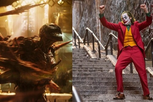 11 películas imprescindibles para este fin de semana (15-17 de octubre): ''Joker', Venom: Habrá Matanza', 'Free Guy' y más