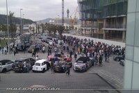 Gumball 3000, tenemos la galería de sus coches en Barcelona