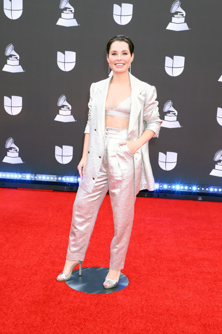 Soraya Arnelas grammys latinos 2019 red carpet