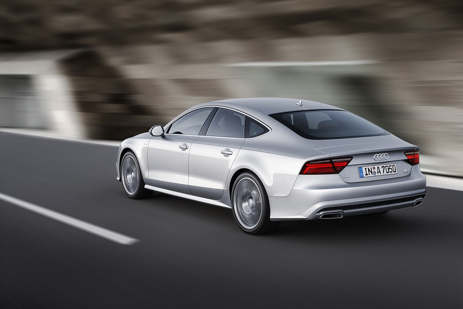 Foto de Audi A7 Sportback (10/11)