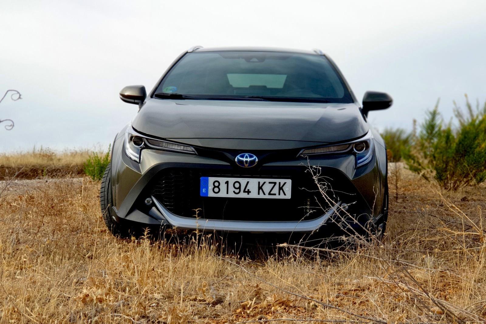 Foto de Toyota Corolla Trek - Imágenes exteriores (1/31)
