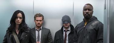 Netflix no tenía más remedio que matar a Daredevil: las series de Marvel eran una burbuja que iba a explotar