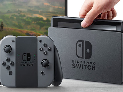 Se da a conocer la fecha y precio de la Nintendo Switch