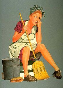 Limpiar puede perjudicar su salud