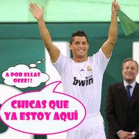 Encuesta: Vota por la mejor candidata española para ser novia de Cristiano Ronaldo