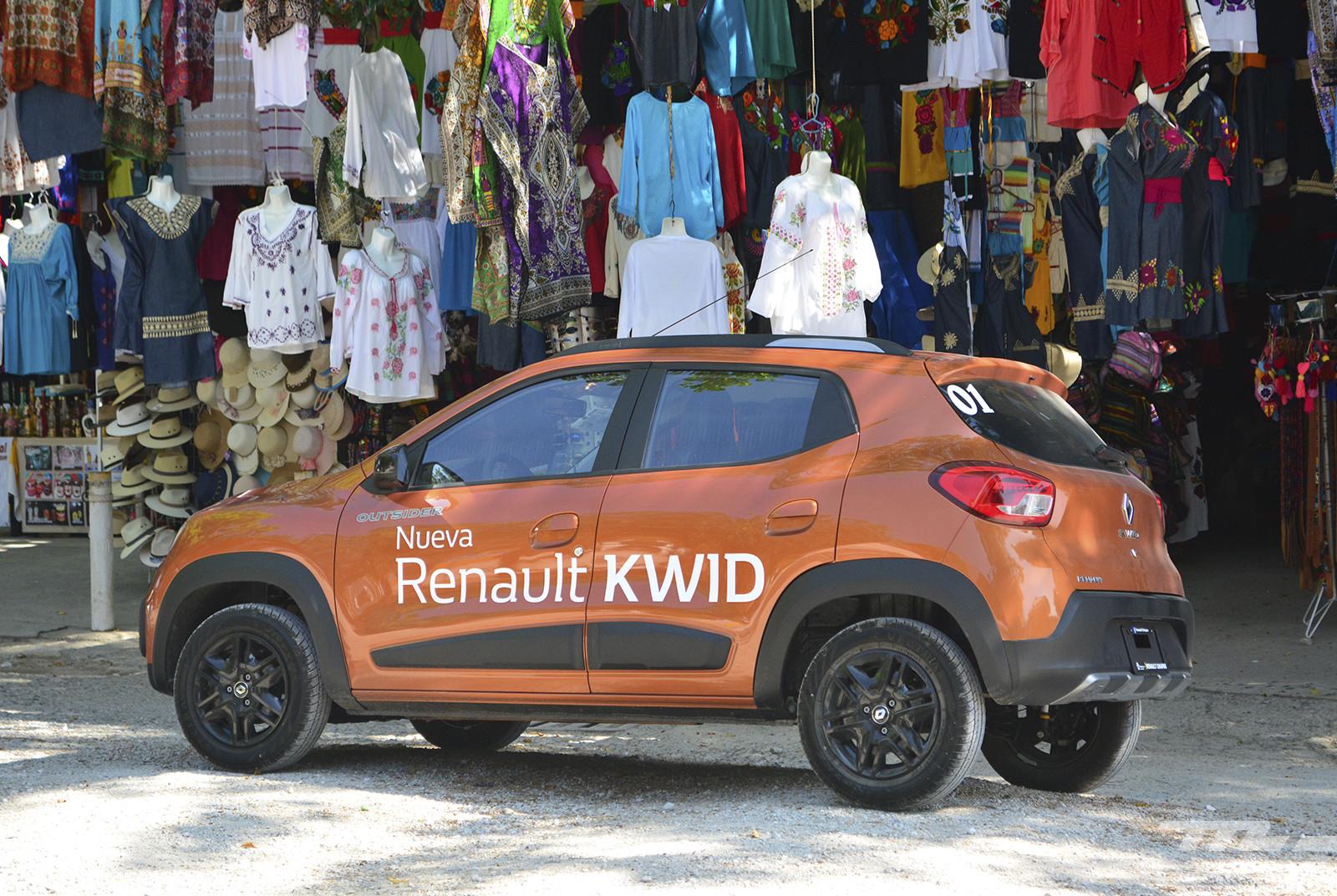 Foto de Renault Kwid (lanzamiento) (14/15)