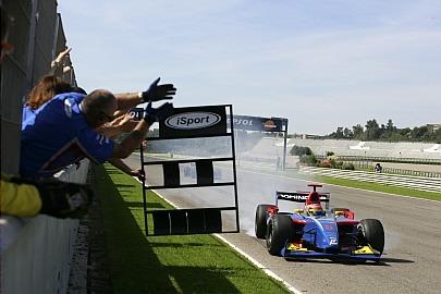Timo Glock es el nuevo campeón de la GP2