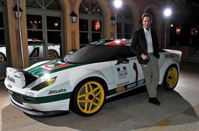 Stratos Alitalia: el encanto de lo retro