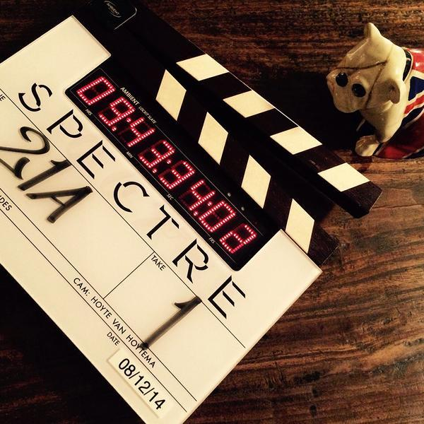 Foto de 'Spectre', primeras imágenes del rodaje (7/7)