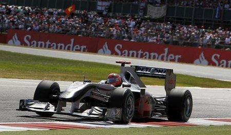 Michael Schumacher marca el objetivo del campeonato para la próxima temporada