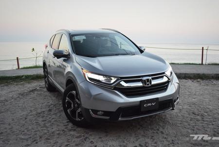 Honda Cr V 2017 1