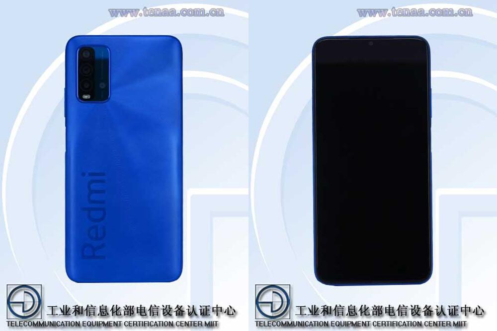 Aparece un mas reciente Xiaomi Redmi Note 10 4G en TENAA con alcoba de 48 MPX y una acumulador de 5.900 mAh