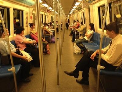 Convénceme, no me obligues: ¿qué asiento eliges en el Metro?