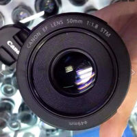 La esperada óptica Canon EF de 50 mm f/1.8 STM parece estar al caer