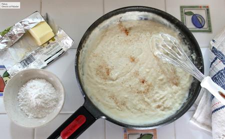 Cómo hacer bechamel sin gluten de manera sencilla
